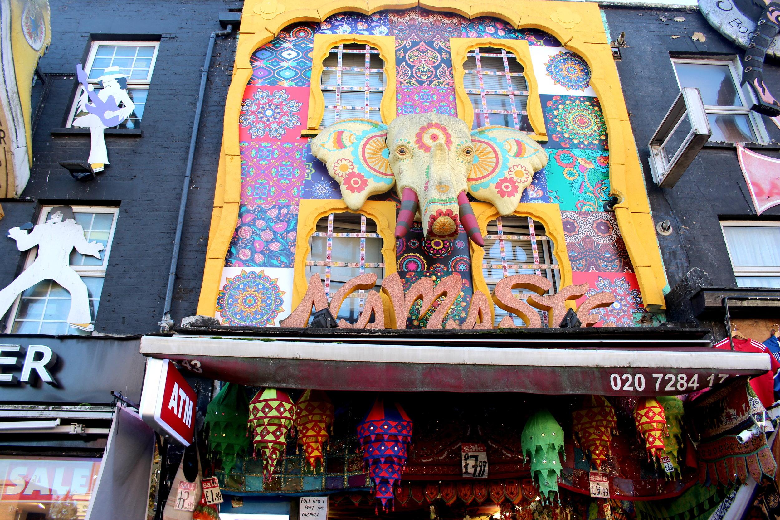 Camden Market in London by BoastHouse
