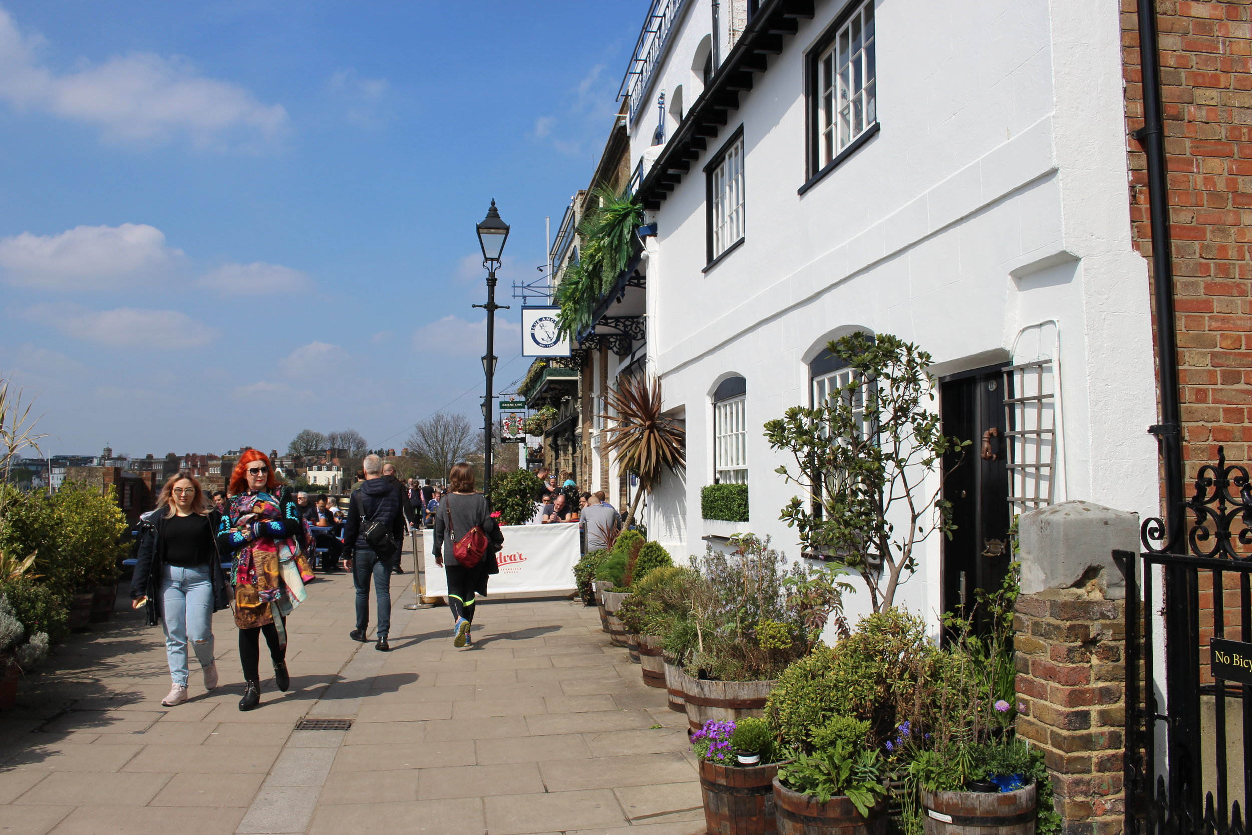 Things To Do In London: Thames Path Hammersmith