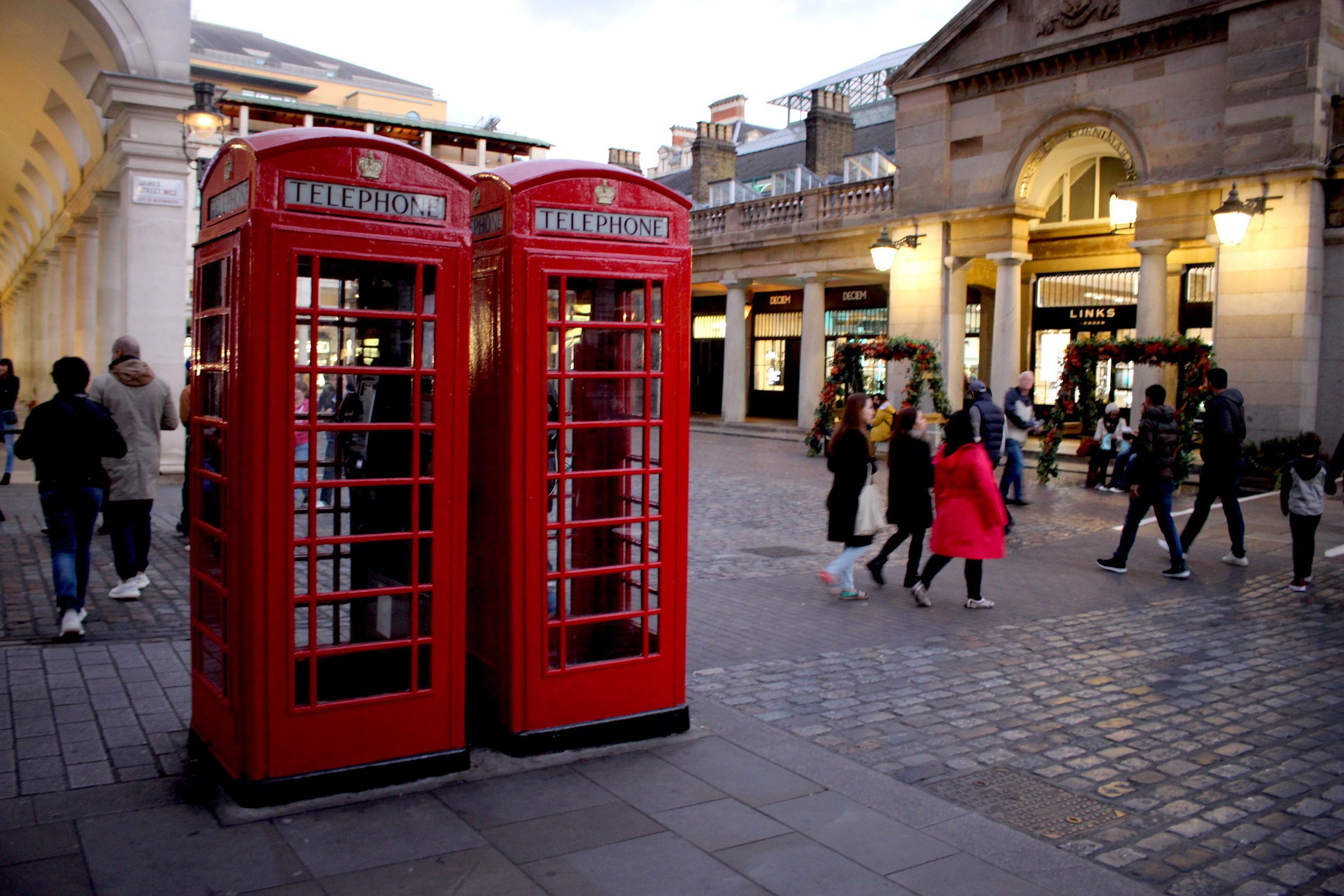 Things To Do In London, Covent Garden