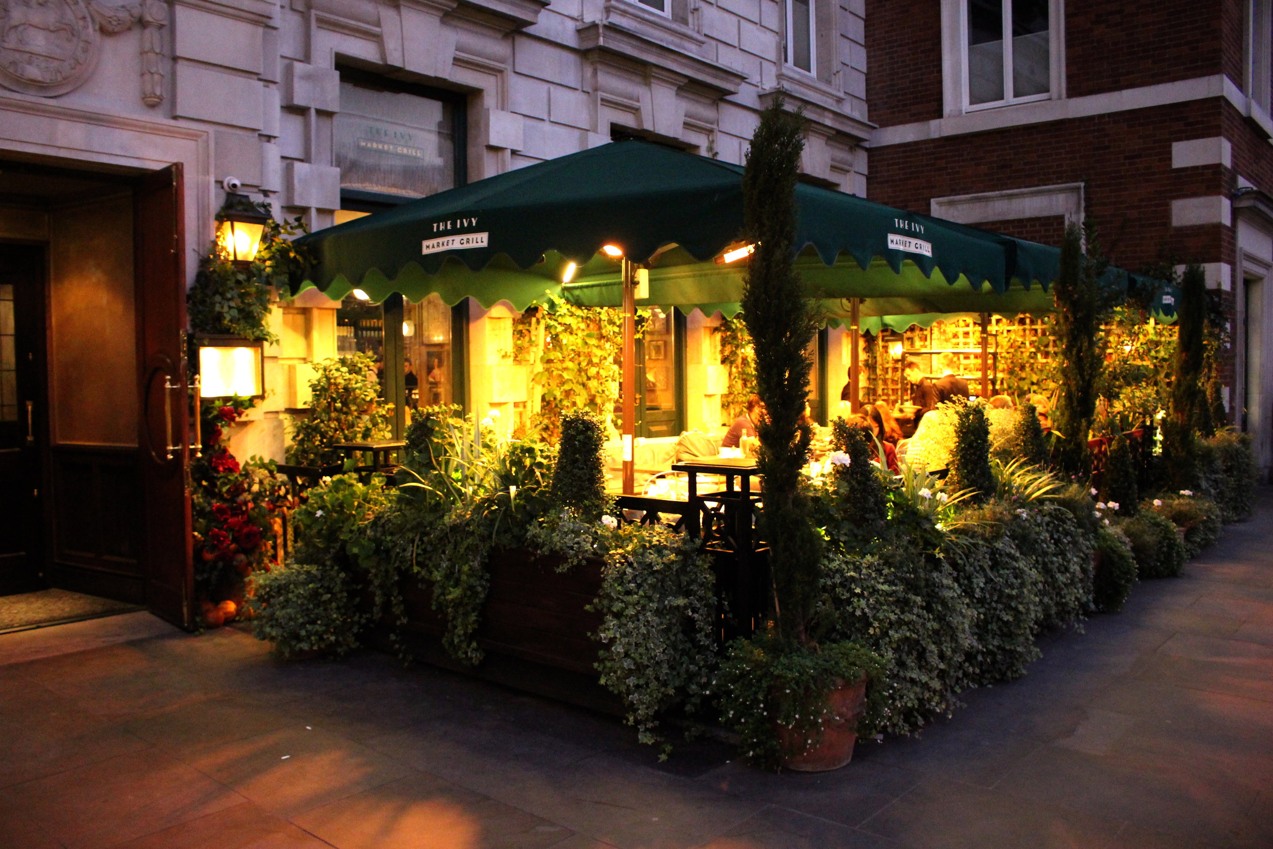 The Ivy, Covent Garden London