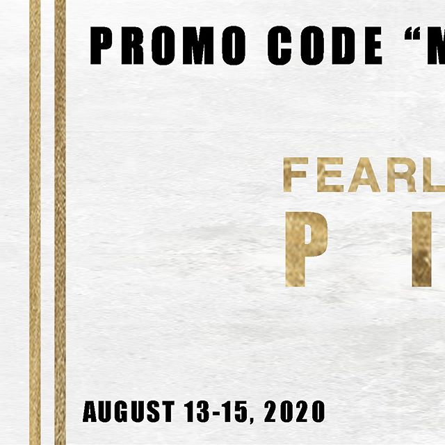 MEMORIAL DAY SALE: #fearlesslaconf tickets are only $89 for the next 24 hours! Grab them today! Don't miss out! #fearlessla