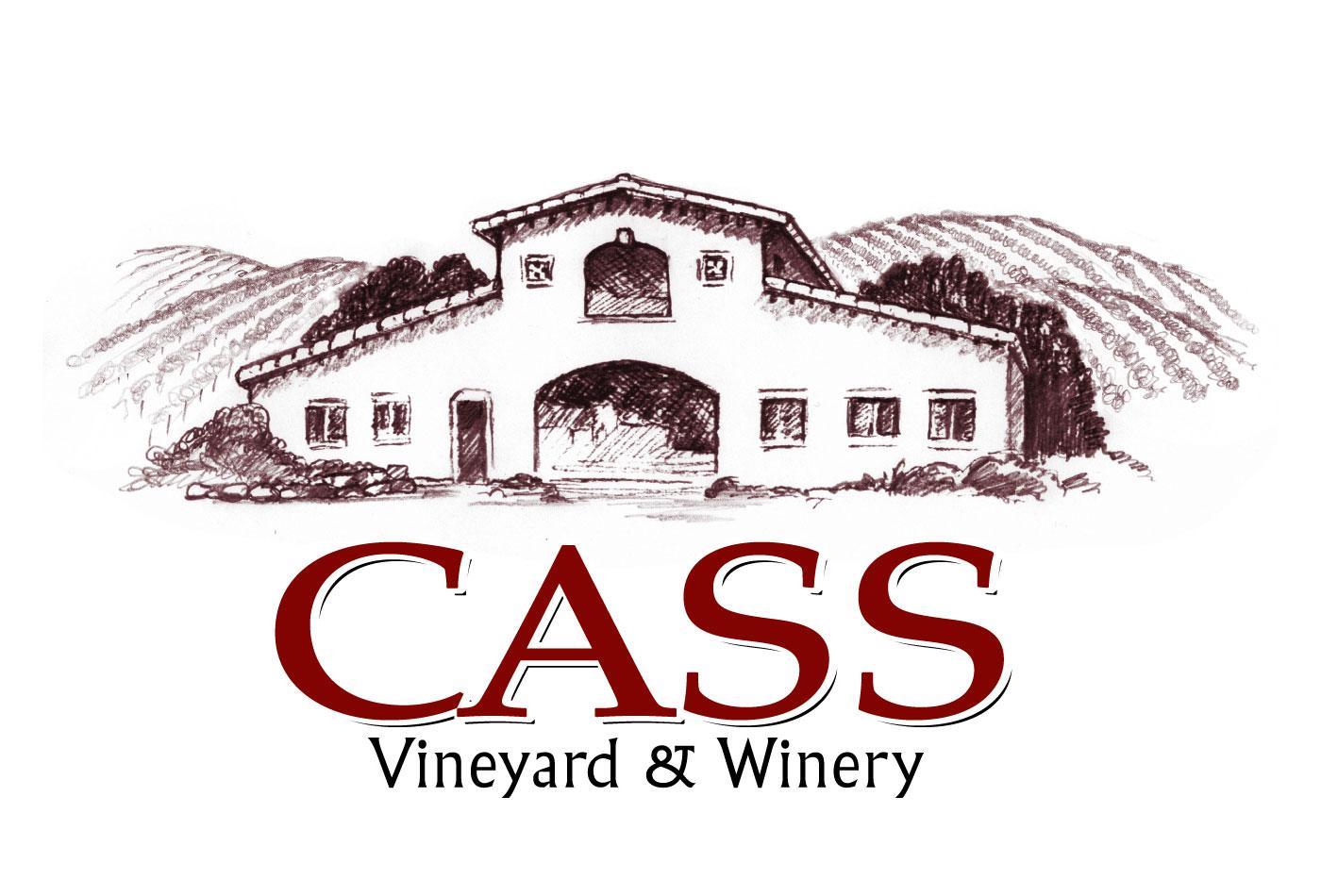 Cass Vineyard and Winery Logo