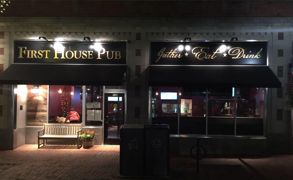 First House Pub,528 Main St, Winchester, Massachusetts 01890