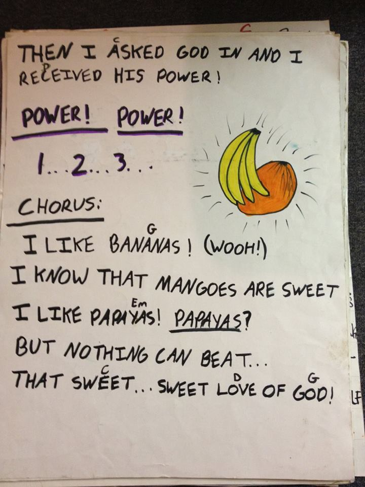 Papaya Song (page 2)