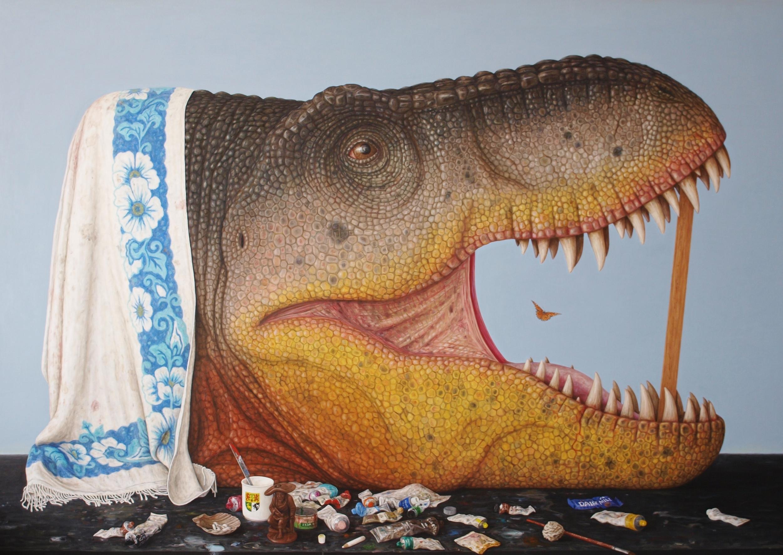 T-Rex (Tyrant Lizard King)