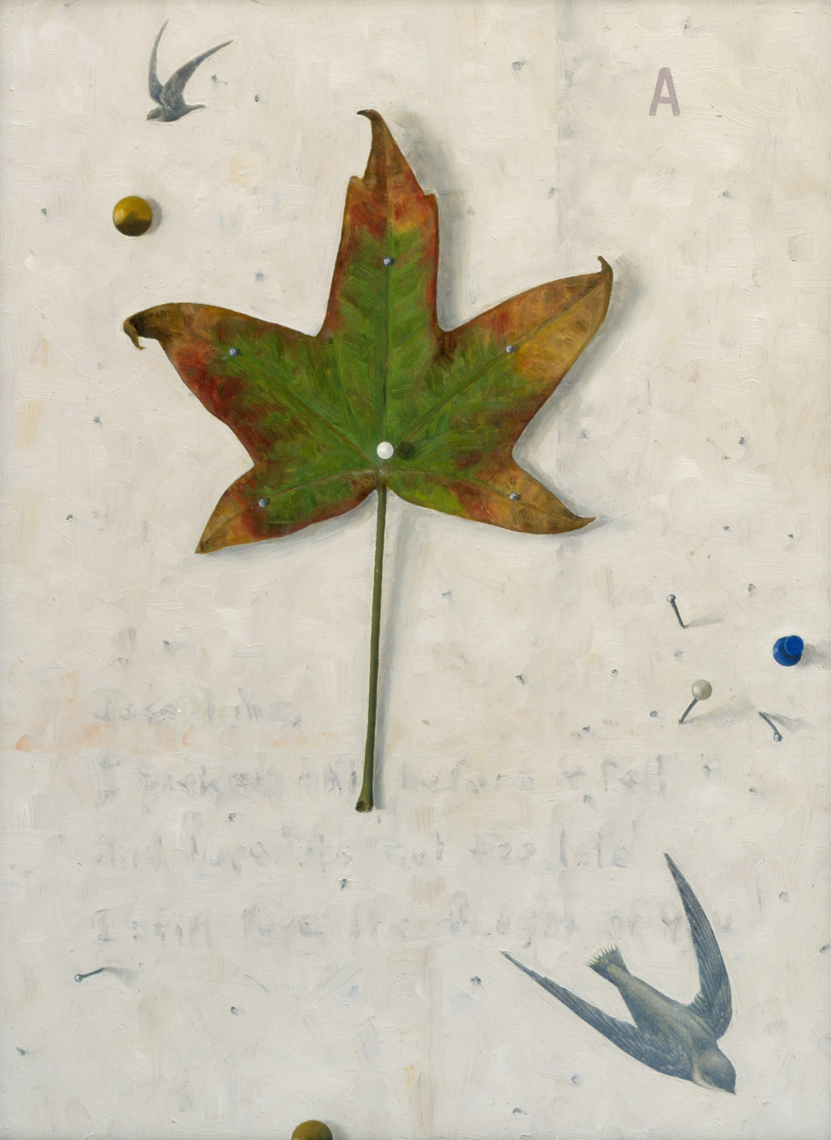 Autumn Leaf 3