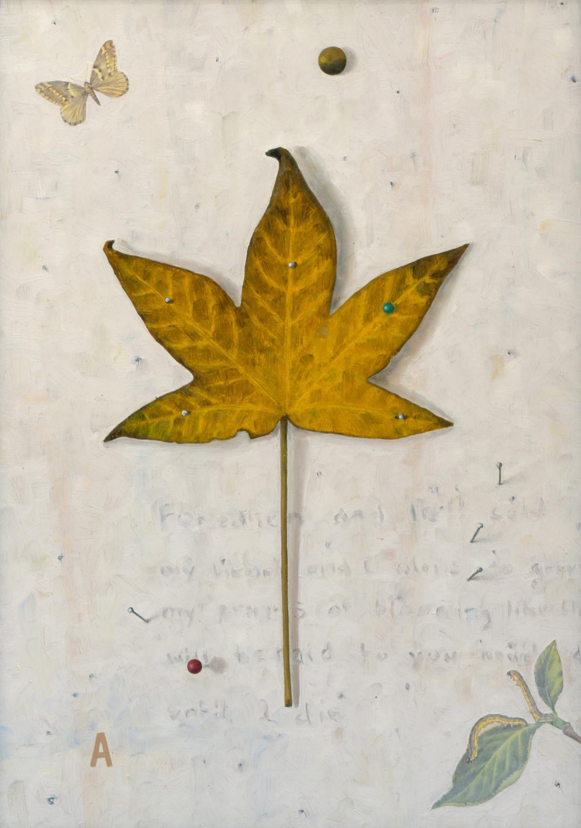 Autumn Leaf 4