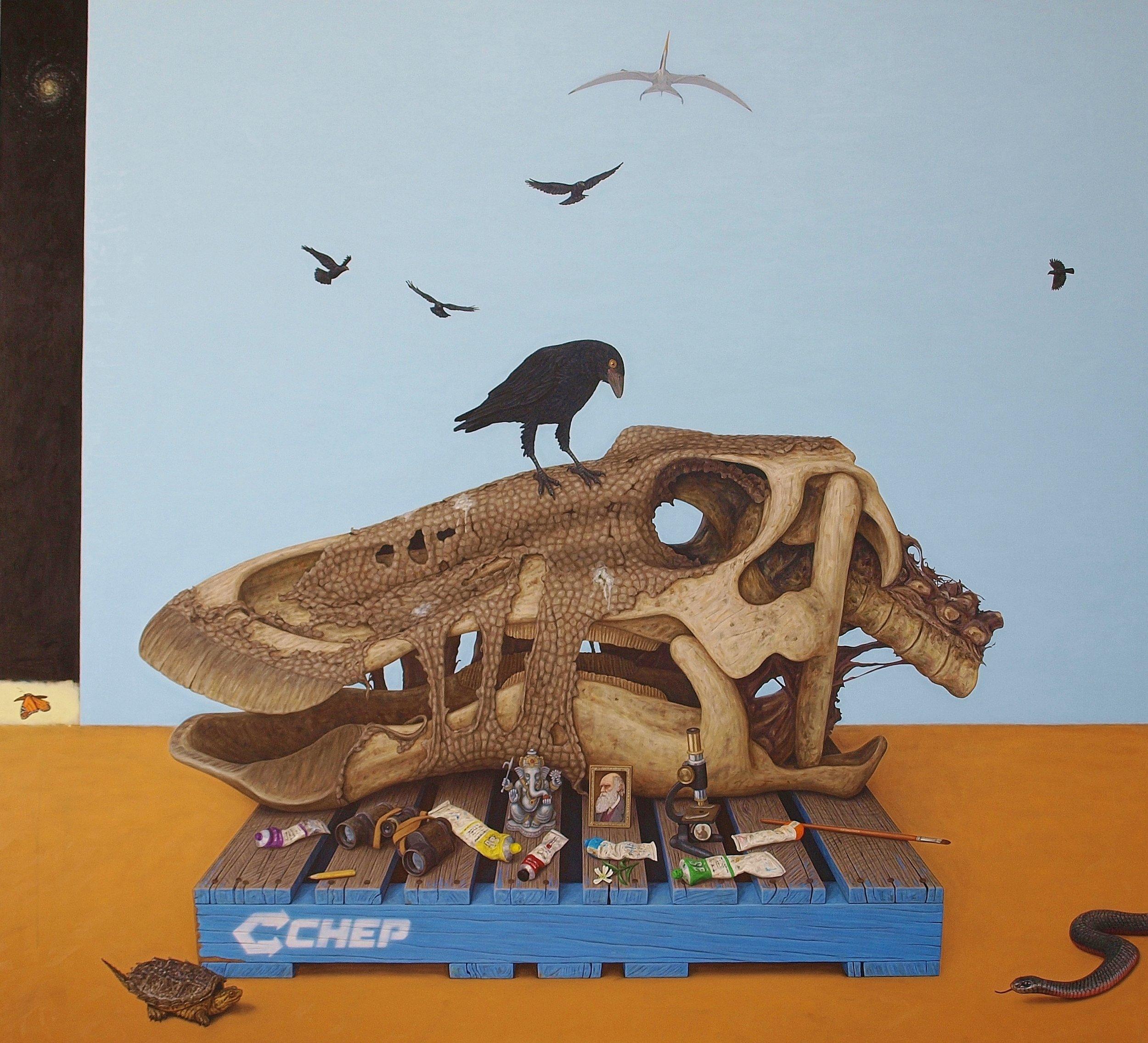 Survey Into The Cretaceous