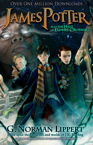 Book one in the James Potter series by G. Norman Lippert. J.K. Rowling says that she's fine with Harry Poter fan fiction  as long as it's noncommercial and suitable for young readers .