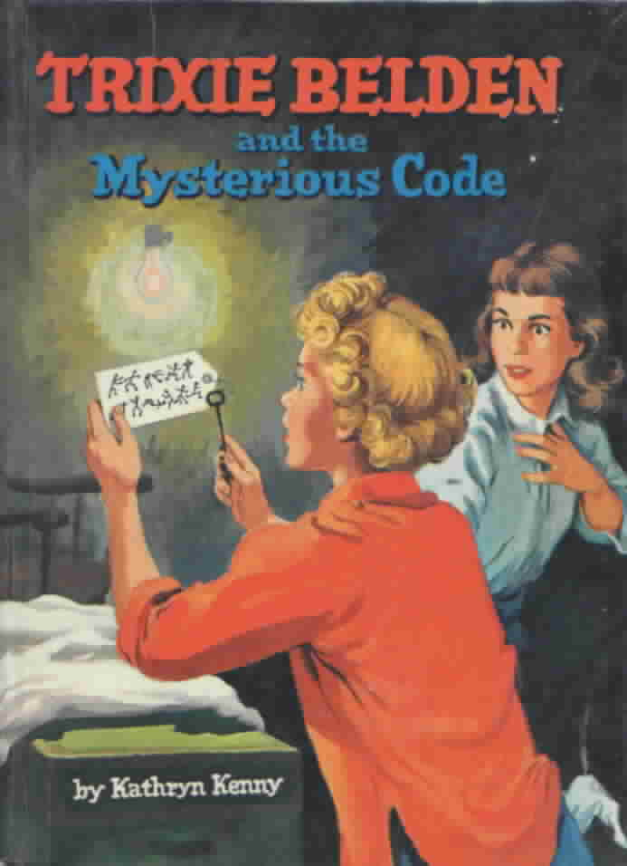 Is your library missing Trixie Belden #7?? Never fear, the reserve system can help you. And if none of the libraries in your local system have the book, then it's time to do an interlibrary loan—which I will cover in a later post.