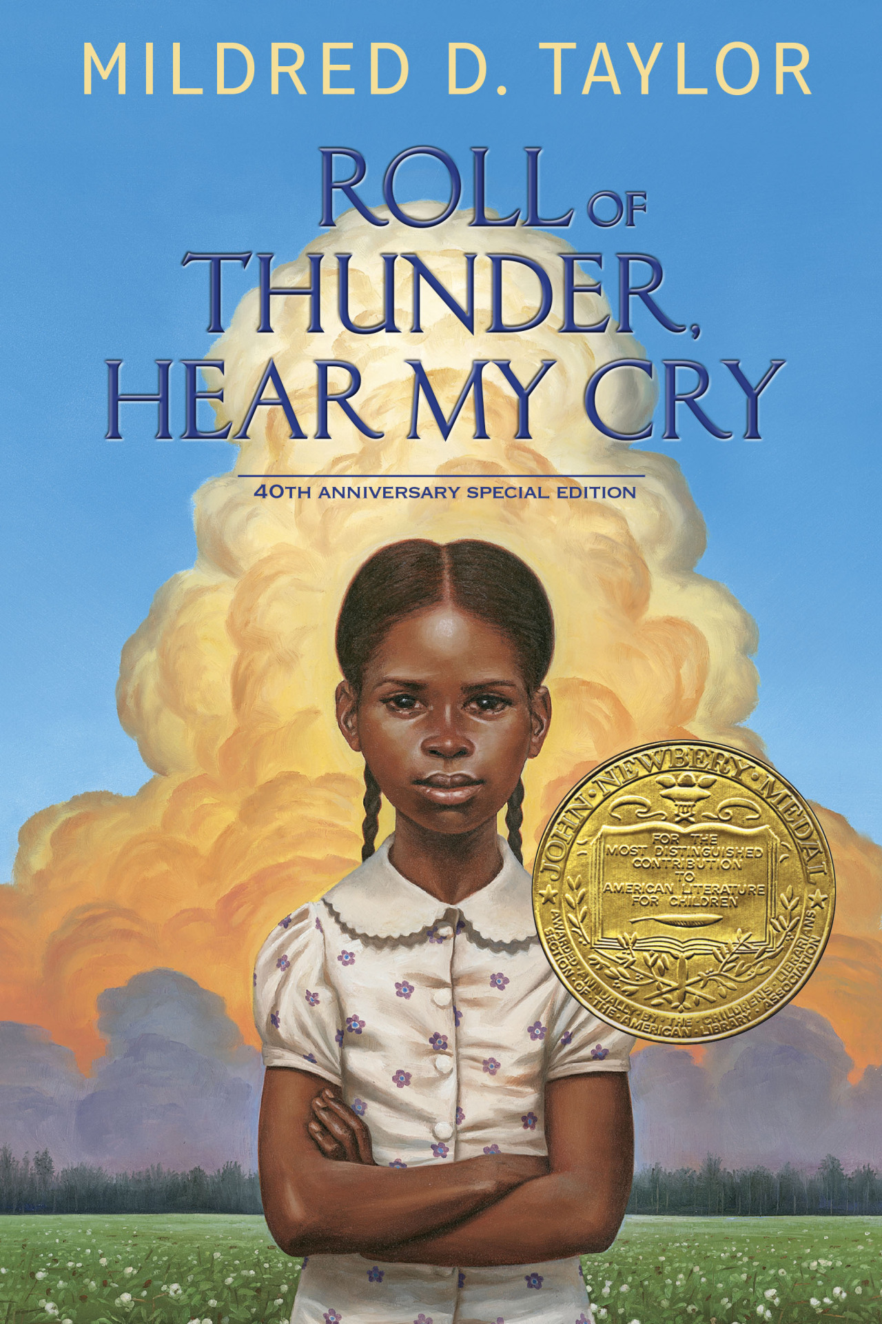 Cassie, the main character of  Roll of Thunder, Hear My Cry , is a lot like Laura. She's a level-headed farmer's daughter with a schoolteacher mother. She has strong opinions (also like Laura) about what's going on around her.