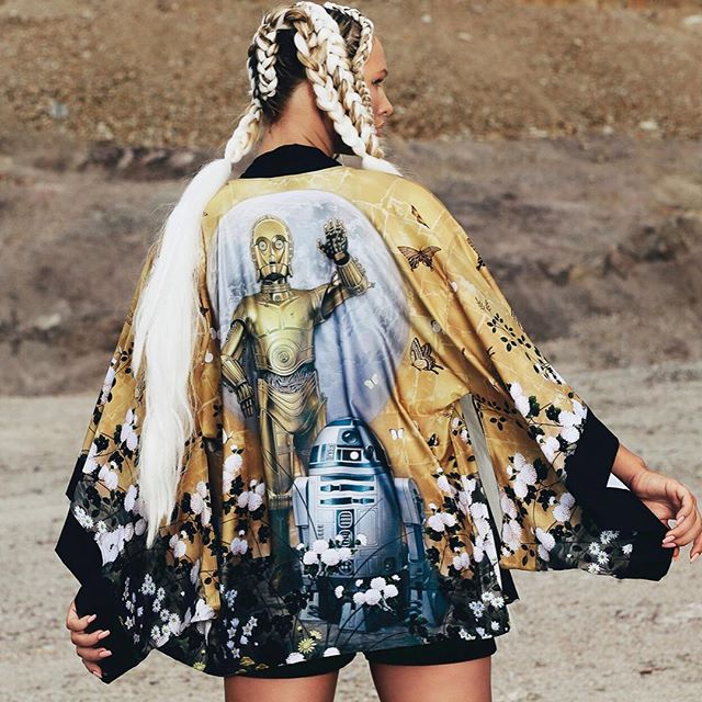 stylish pieces from a galaxy far, far away have landed for #starwarsday 💫 these @starwars-inspired must-haves from blackmilk clothing and harveys are coming soon! 🌟 #maythe4thbewithyou