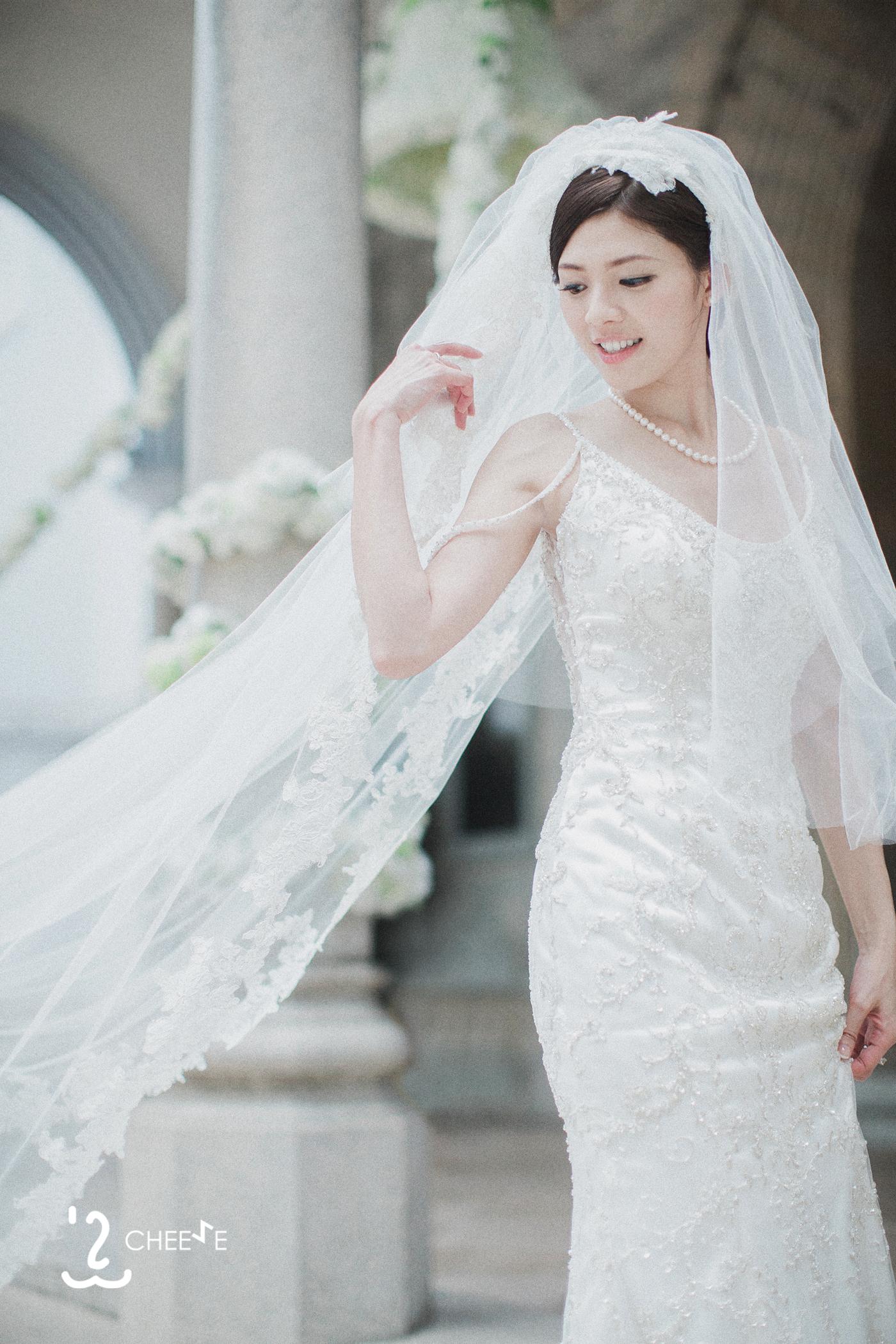 bride-wedding photo