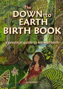 This is a 'grass roots' book that celebrates the innate intelligence of mind, body and spirit in relation to birth.    (Click image for more info)