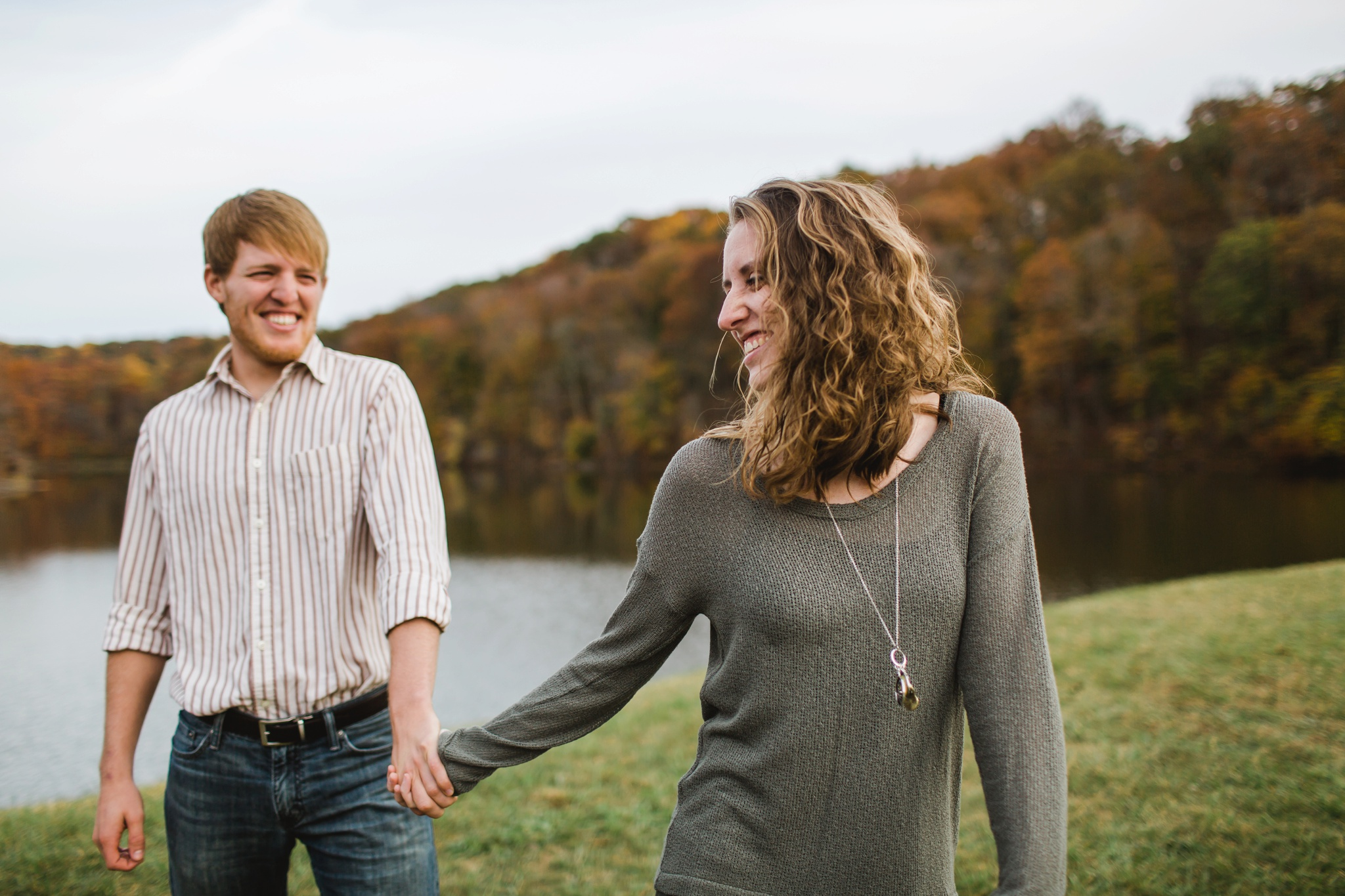 Brown County Engagement Photographer