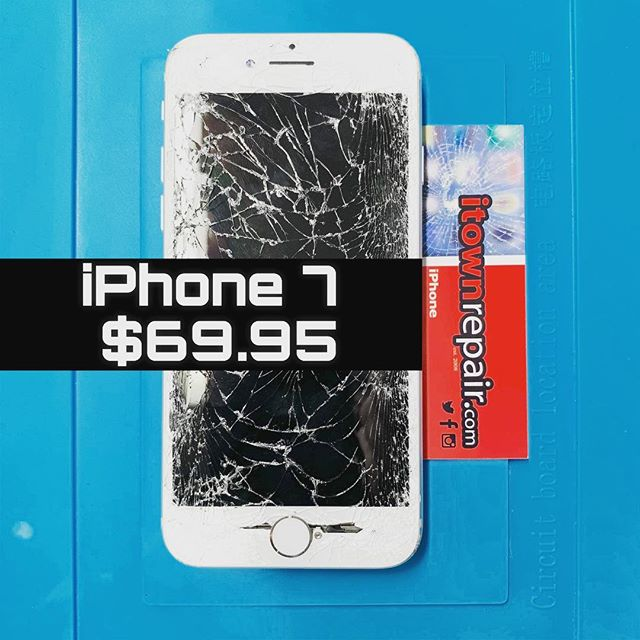 iPhone 7 Screen Repair. $69.95. Done in 20 minutes. Call: 786-284-1234. iTown Repair  This is our address:  3449 NE 1st Ave. Suite 109. Miami, FL 33137  We are at sidewalk beside Chase Bank. #iphonerepair #midtownmiami #fixiphone #fast #iphonescreenrepair #iphone #screen #repair #glass #iphonerepairmiami #iphonerepairmia #screenrepair #brokenscreen #itownrepair #ipadrepair #iphone7 #iphone7plus #iphone6s #iphone6splus #iphone6 #iphone6plus #miami #iphonex