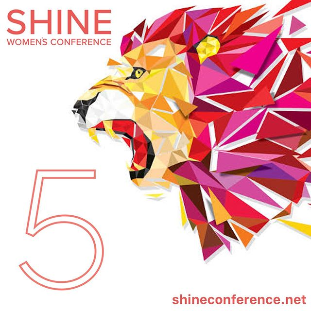 Shine Countdown - Only 5 days to go! #shine_conf #getteadytoroar #townsville #lifechurchtsv