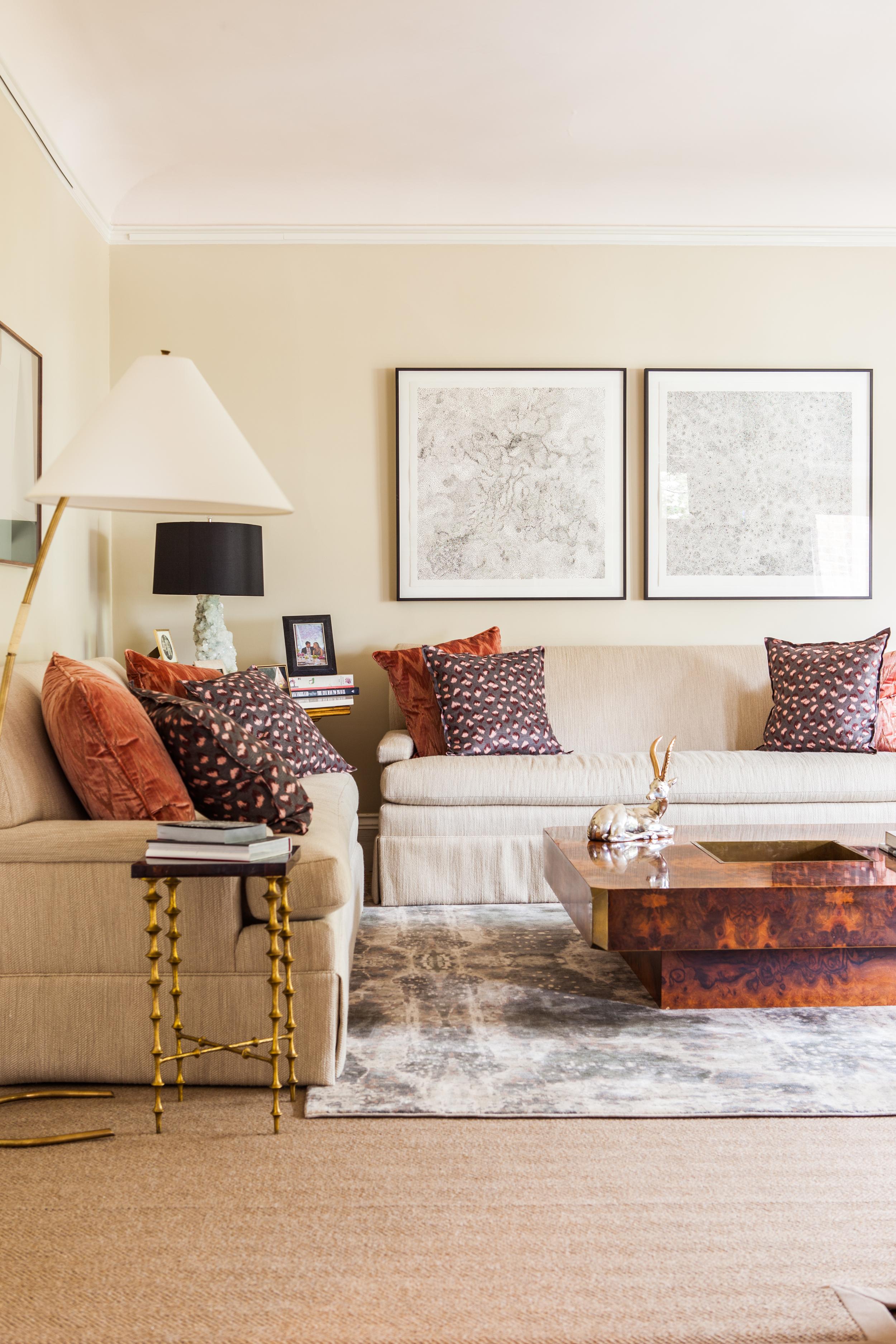 Presidio Heights Living Room