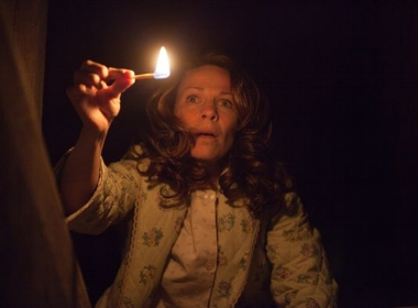 Picture taken from the film The Conjuring