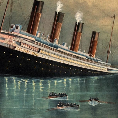 The Titanic ship received six warnings about icebergs during the voyage and a lifeboat drill was cancelled on April 14th for unknown reasons.