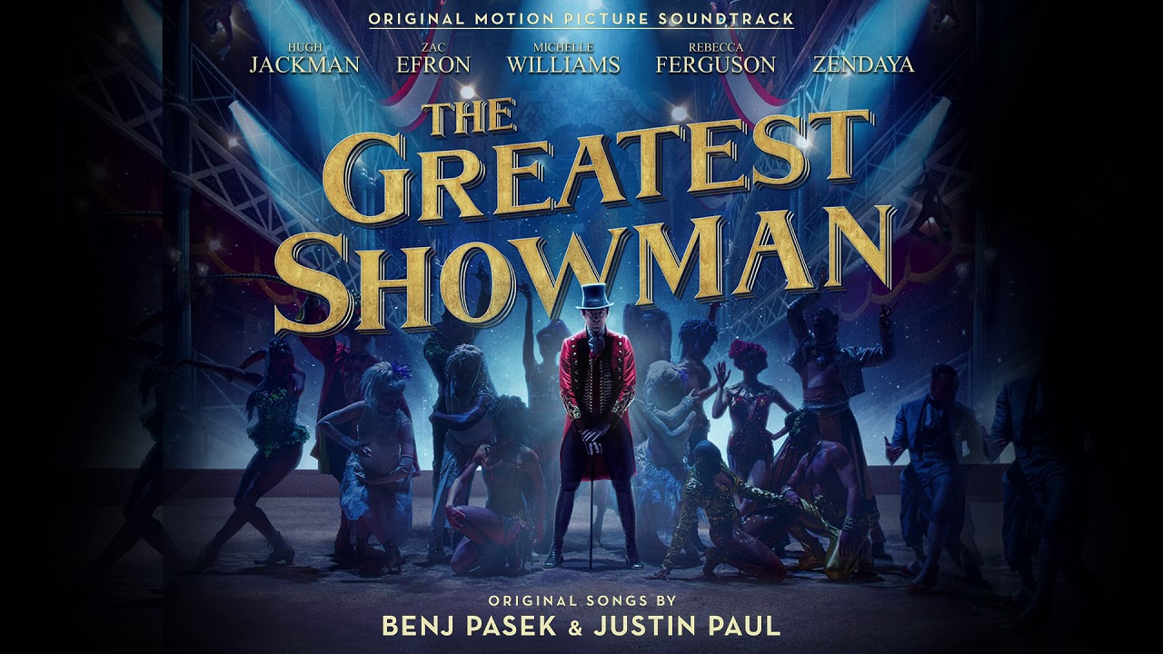 The Greatest Showman Review by LA Jamison