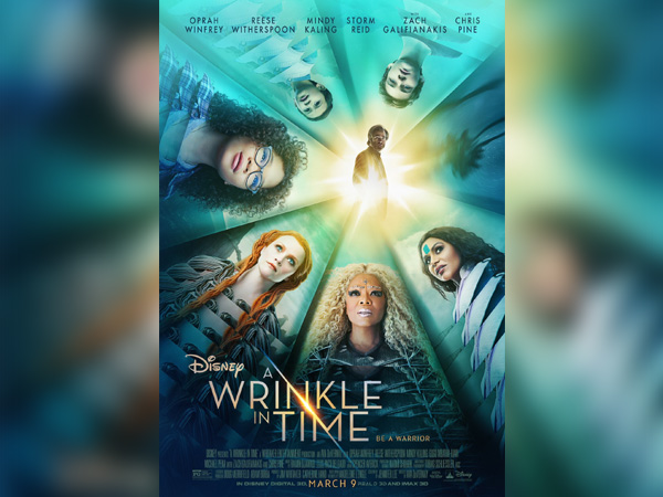 A Wrinkle Time Review by LA Jamison