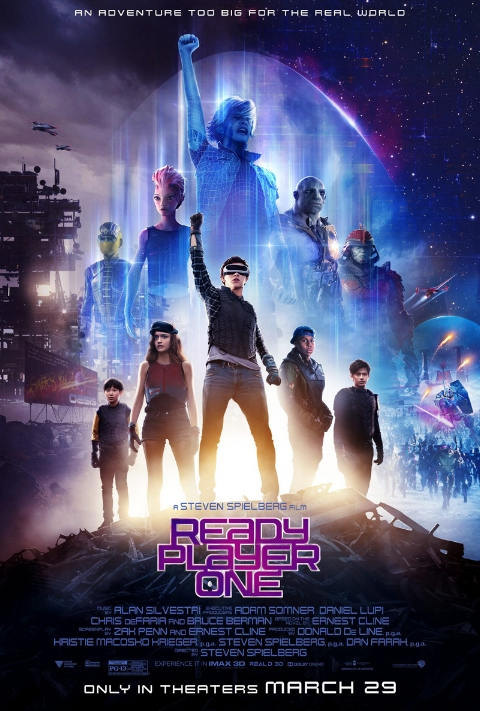 Ready Player One Review by LA Jamison