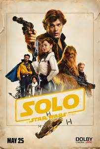 SOLO: A STAR WARS STORY REVIEWED BY LA JAMISON