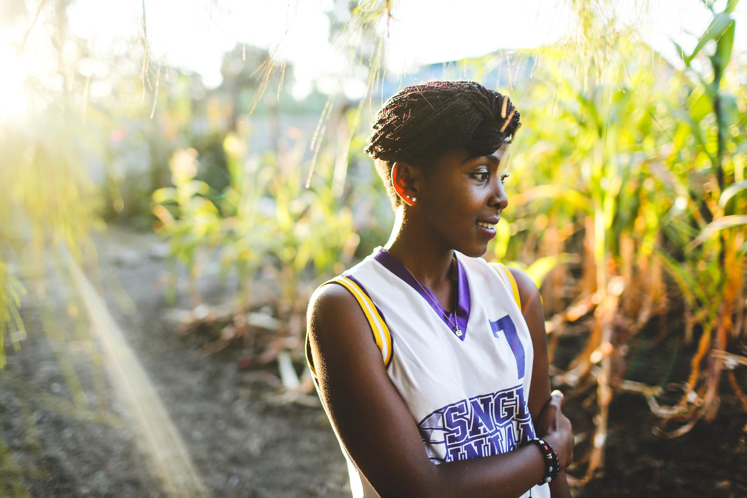 Lydia || SO MANY basketball jerseys