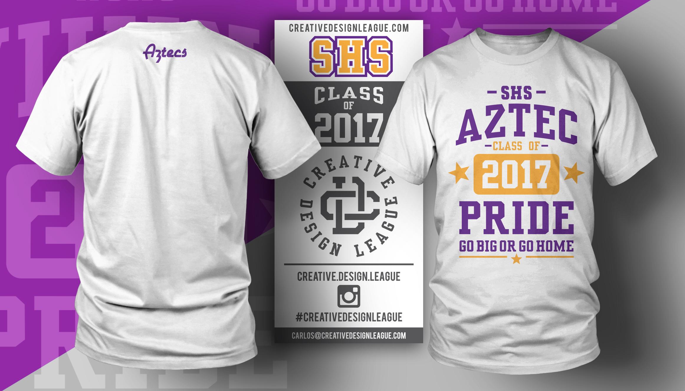 Soladed White School Pride Home Banner Shirt.jpg