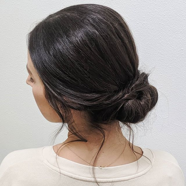 Effortless and elegant. Another look from this past Saturday's wedding. 💫 . . . #bellinghamweddings #weddinghair #bridalhair #bridesmaidhair #pnwwedding #lairmontmanor #weddinghairstyle #bridalbeauty #hairideas #vancouverhairstylist #brockhouserestaurant #vancouverwedding #updo #updoideas #seattlewedding #vancouverweddings #bellinghamwedding #bride #hairideas #halfuphalfdown #bellinghamhairstylist #seattlehairstylist #blainewedding #pointrobertswedding #semiahmoowedding #christiansonsnursery
