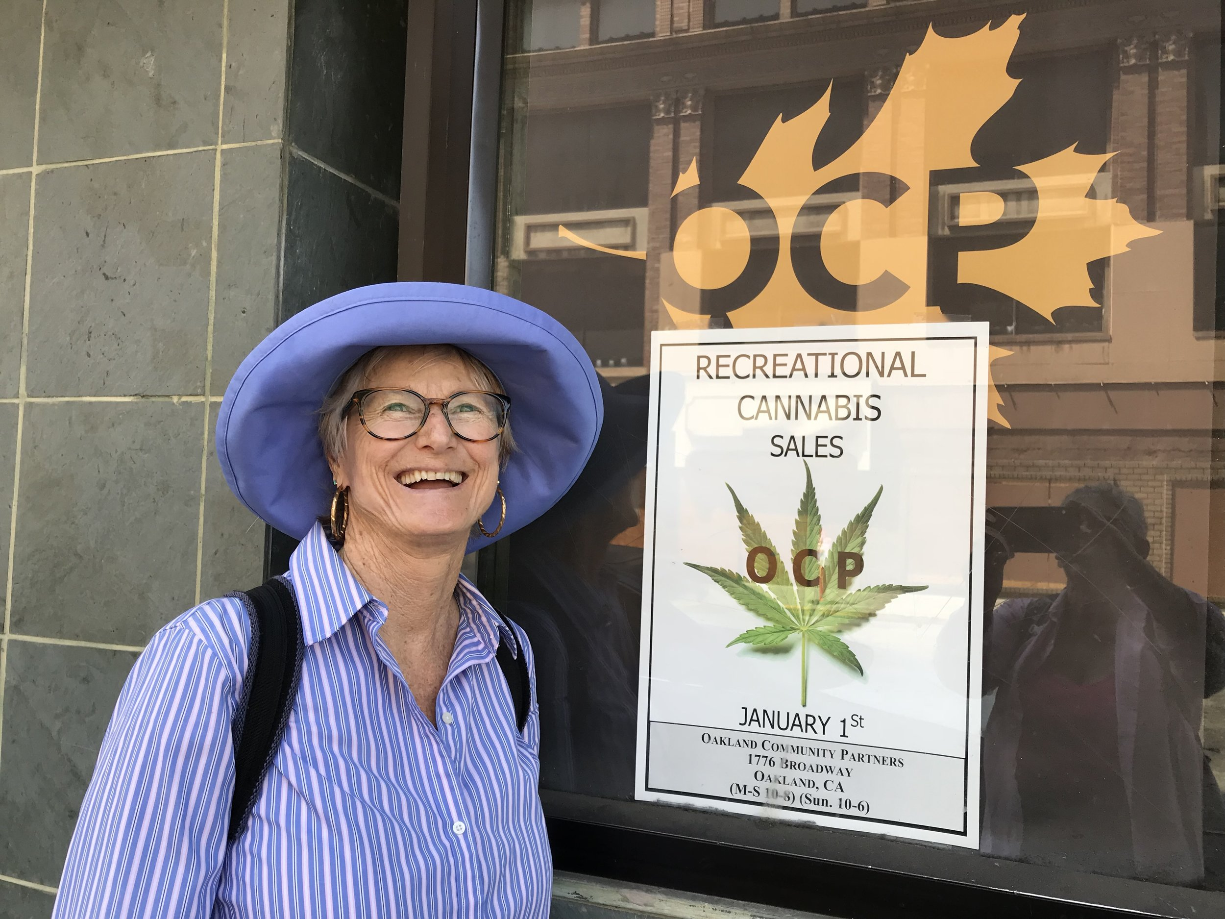 Cannabis Dispensary, California, 2018