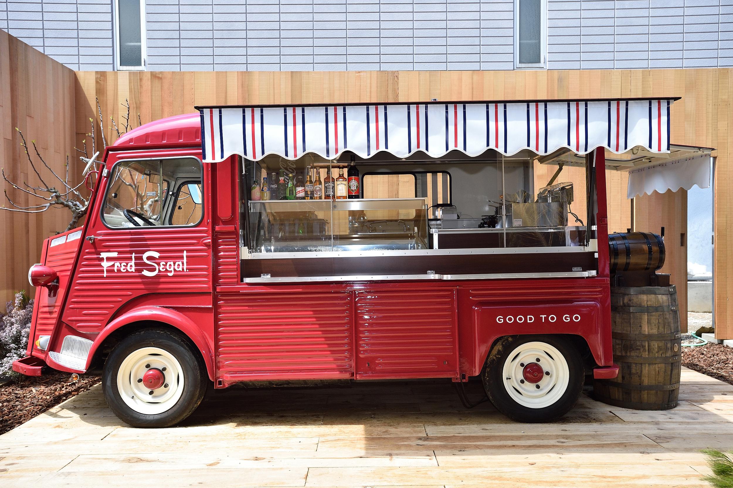 Daikanyama Food Truck