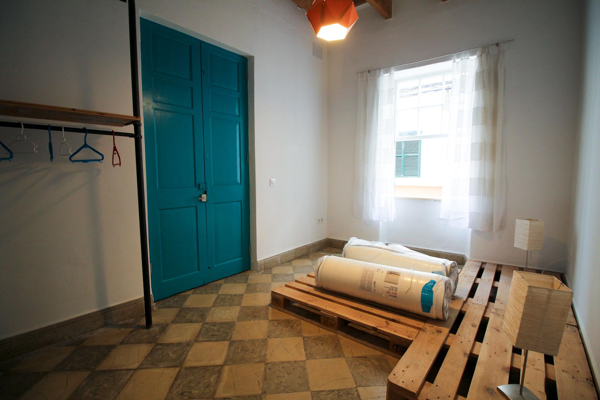 Future Roommates' Bedroom
