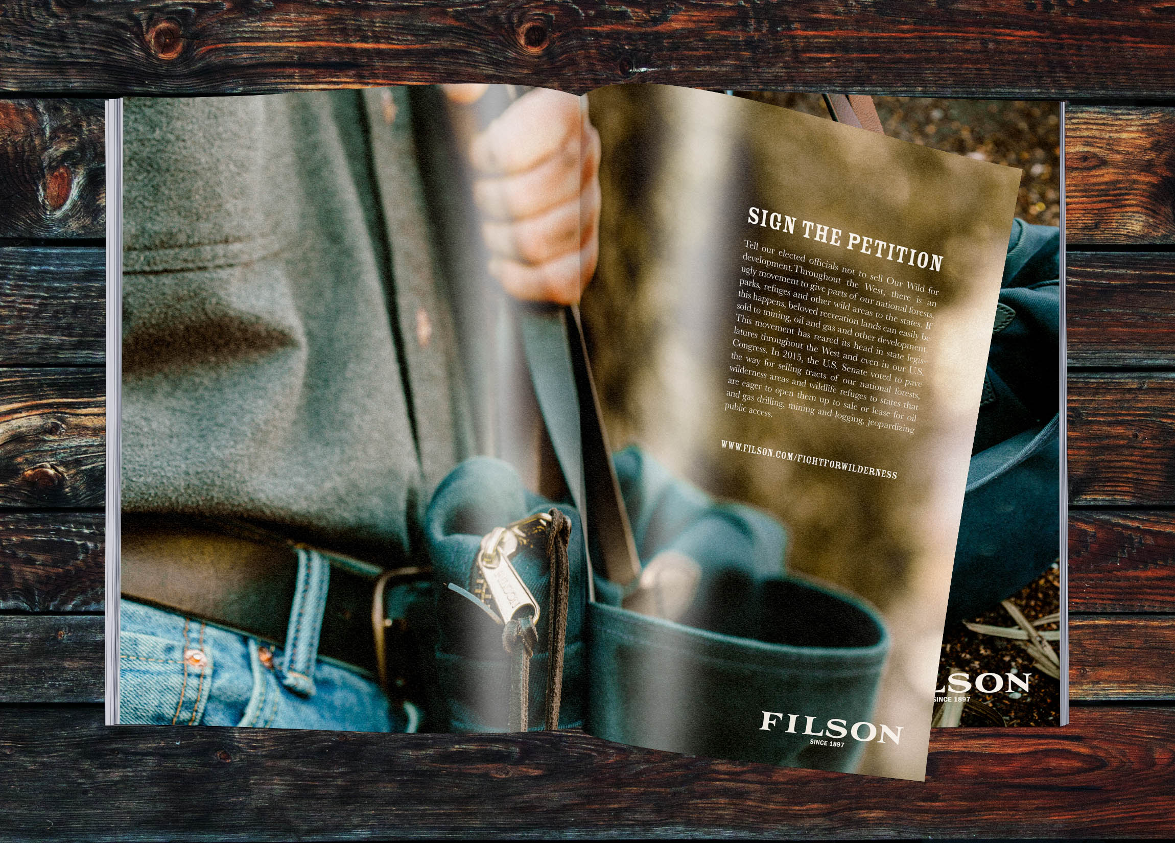 Filson Wilderness Campaign -
