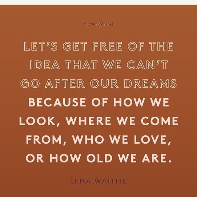 This quote by @lenawaithe really resonated with me when I first saw it because I've been in a process of challenging my own self limiting beliefs. Growing up Black in America there are so many self-limiting beliefs that are subconsciously and consciously planted into your mind that you begin to believe them. Actively challenging my own beliefs about my self worth and ability to accomplish my goals is something I have made a priority of mine since graduation and then outcome has been more than I could have imagined.