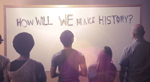 HOW WILL WE MAKE HISTORY?       ROTARY INTERNATIONAL