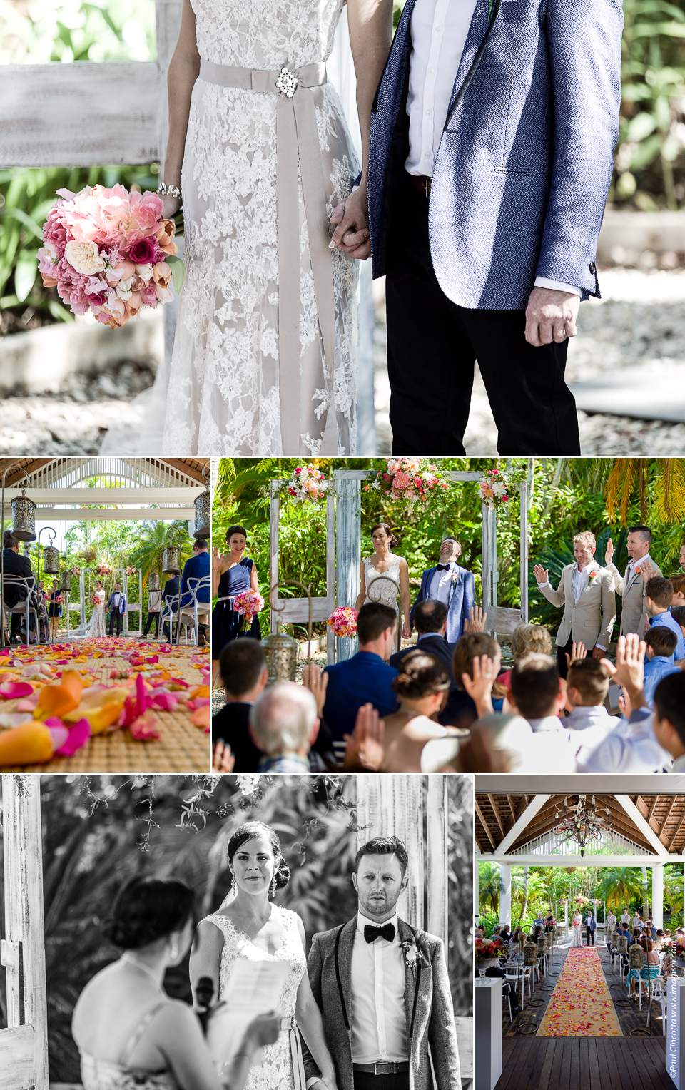 Mission Beach Wedding Photography