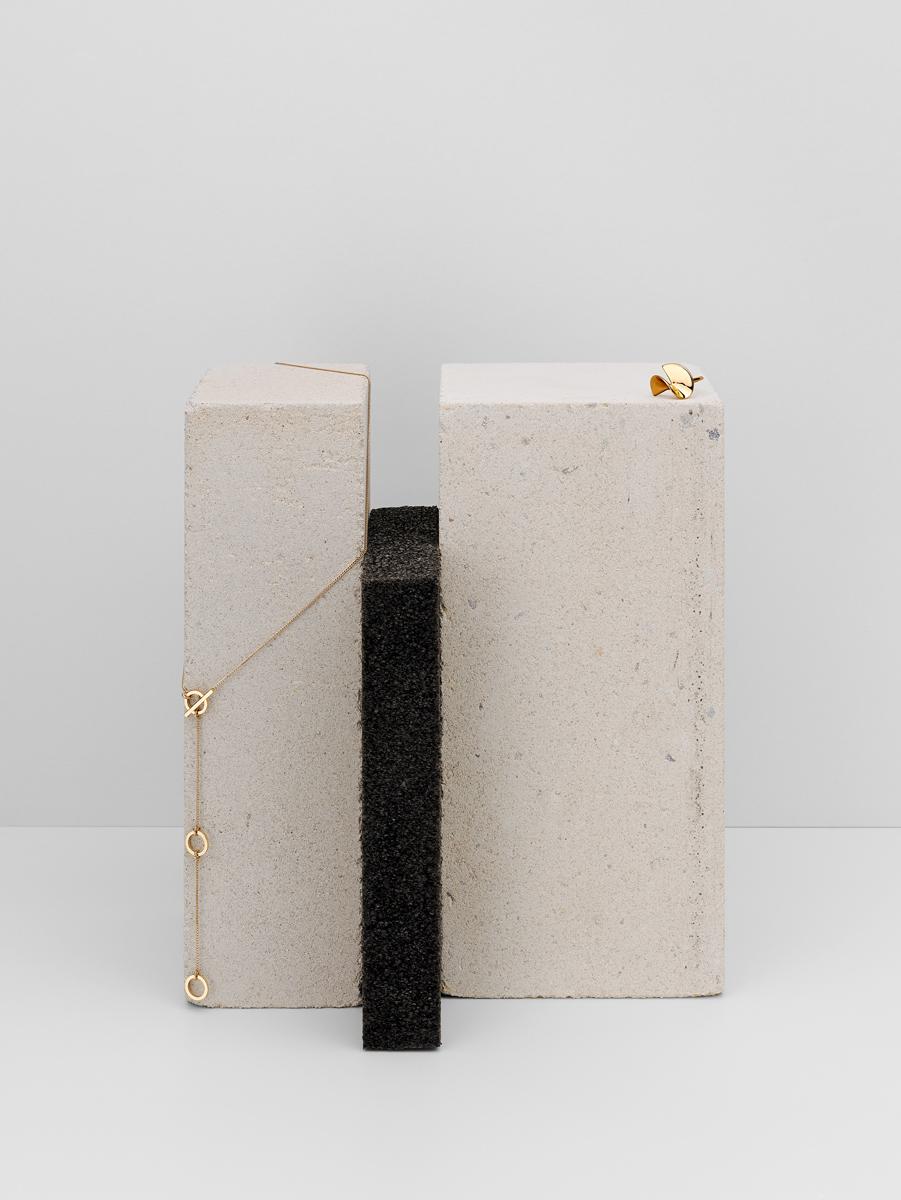 Golden - in collaboration with Nadin Schumacher