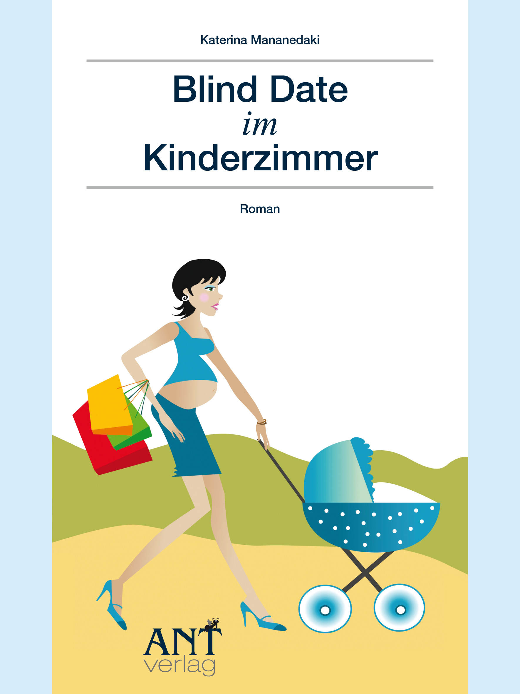 BLIND DATE IM KINDERZIMMER