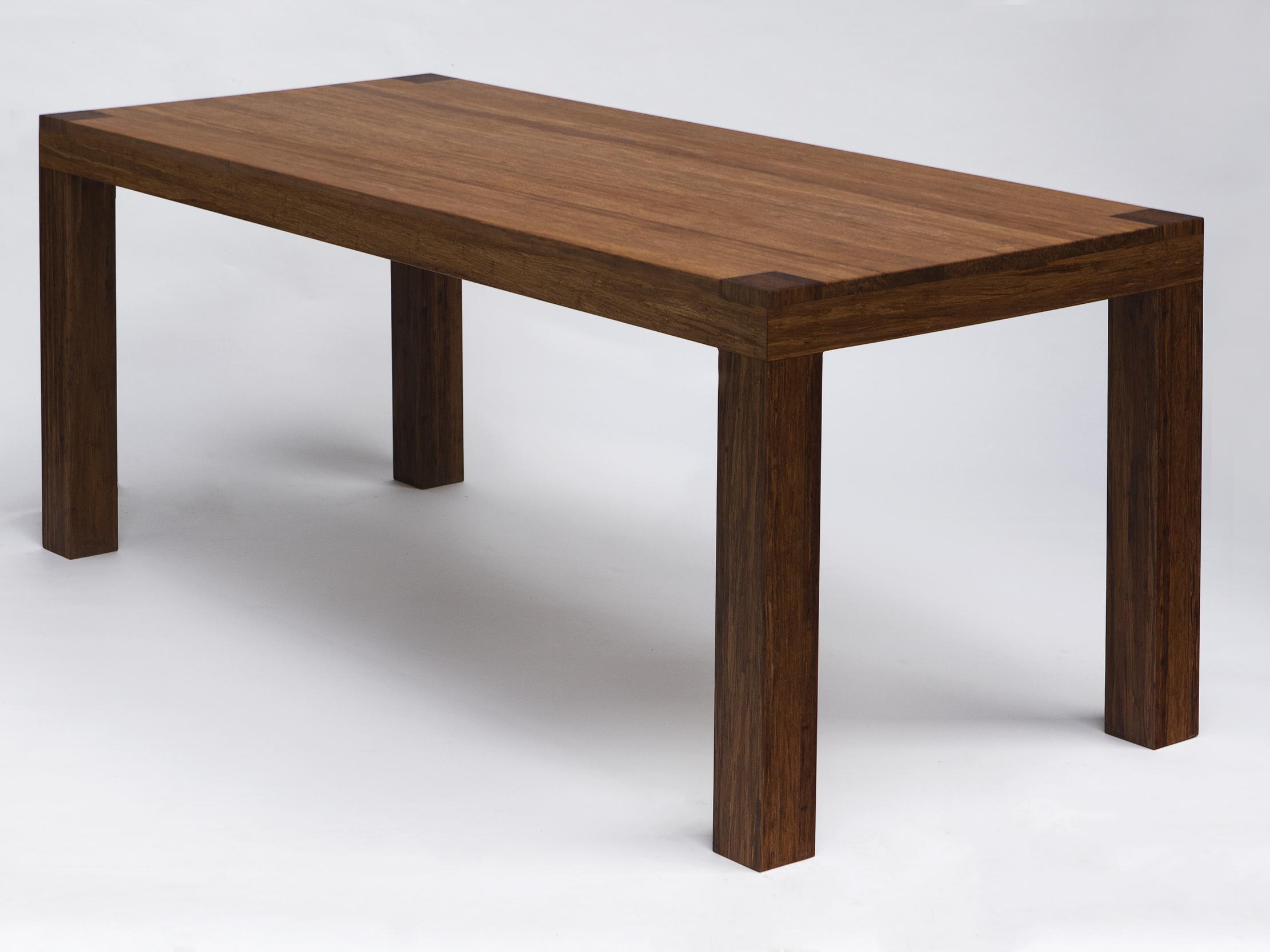 KOSA bamboo tafel