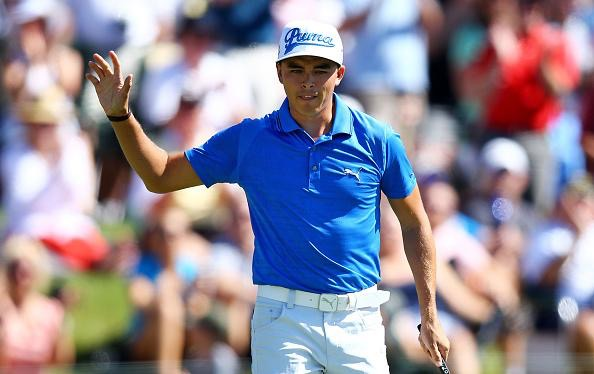Rickie Fowler The players Josh Hirst Golf