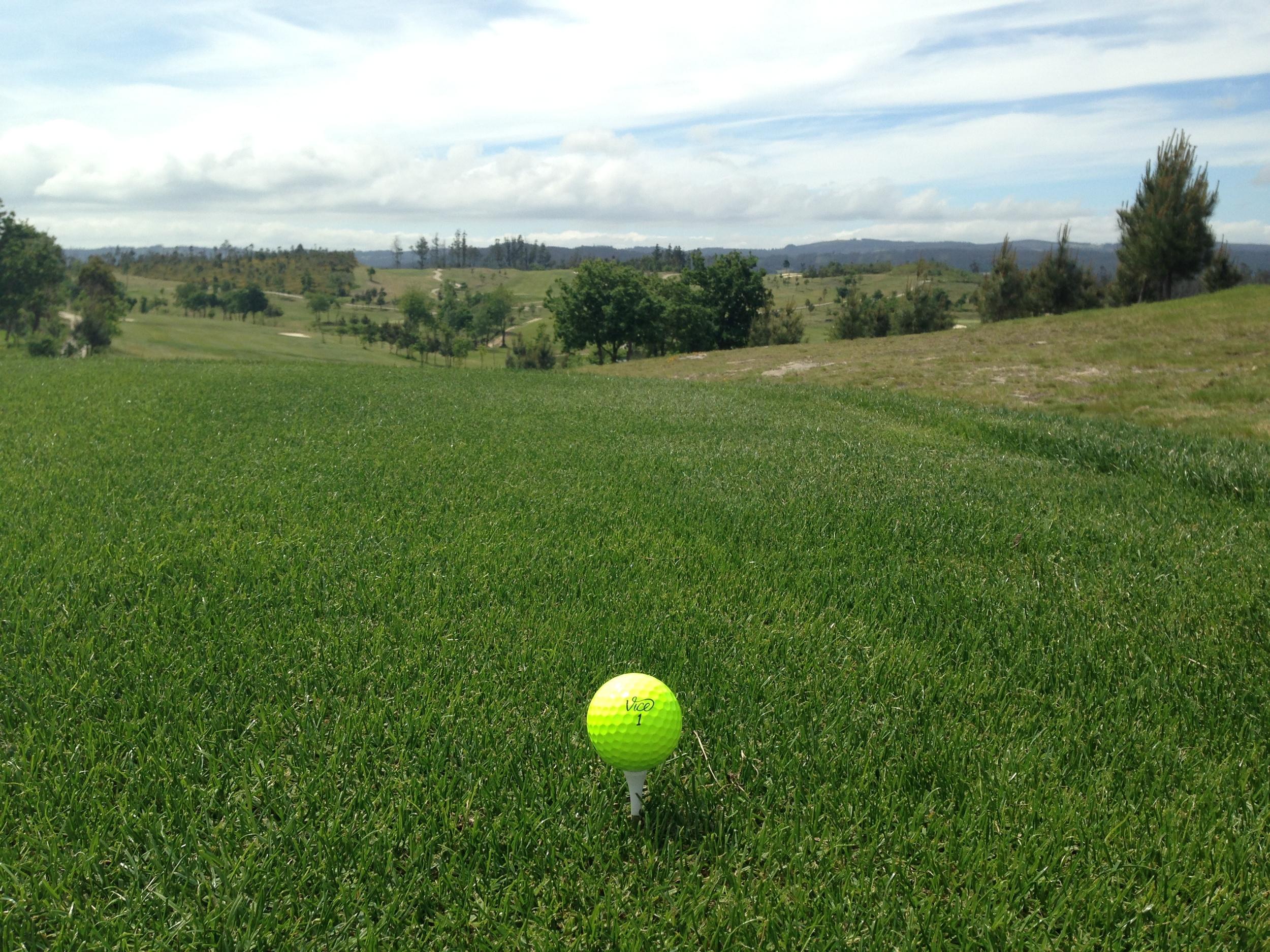 Vice Golf Ball Neon Review Josh Hirst Golf Golf by josh