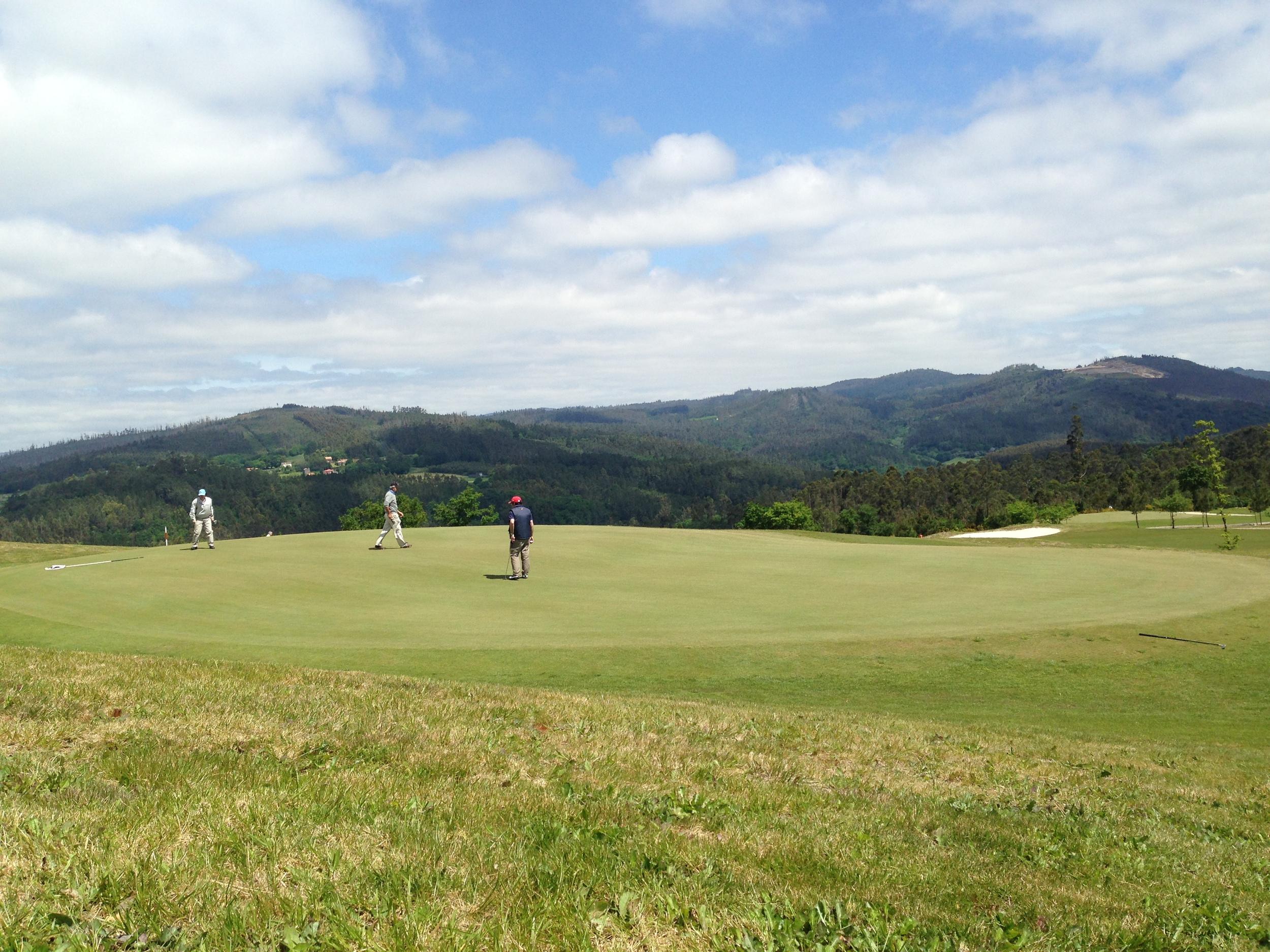Golf in Galicia Golf by josh hirst pga professional