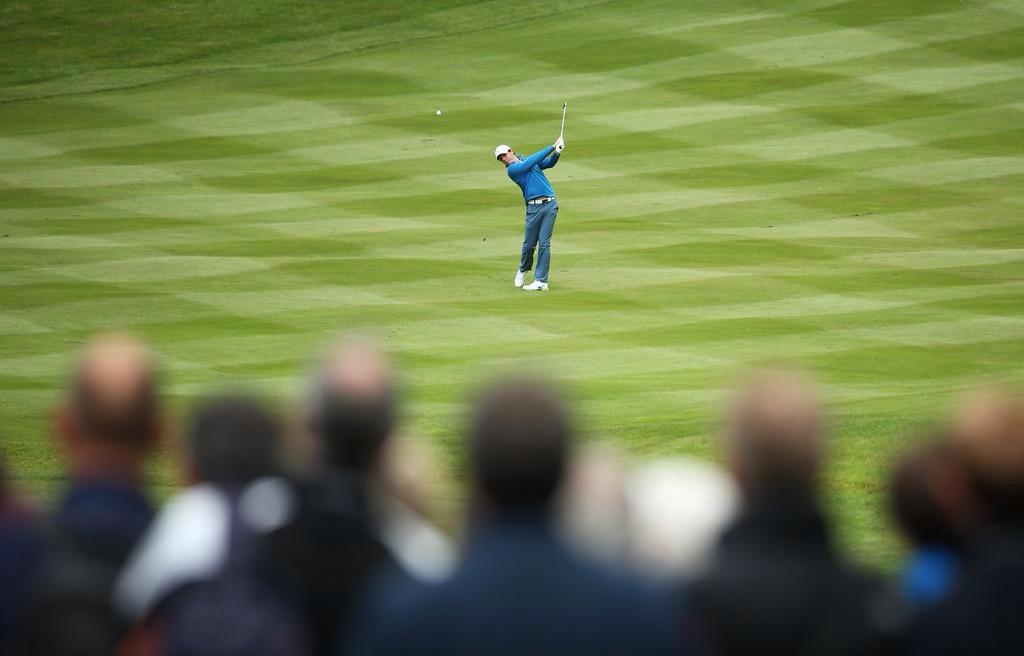 BMW Pga championship banner golf by josh hirst pya professional