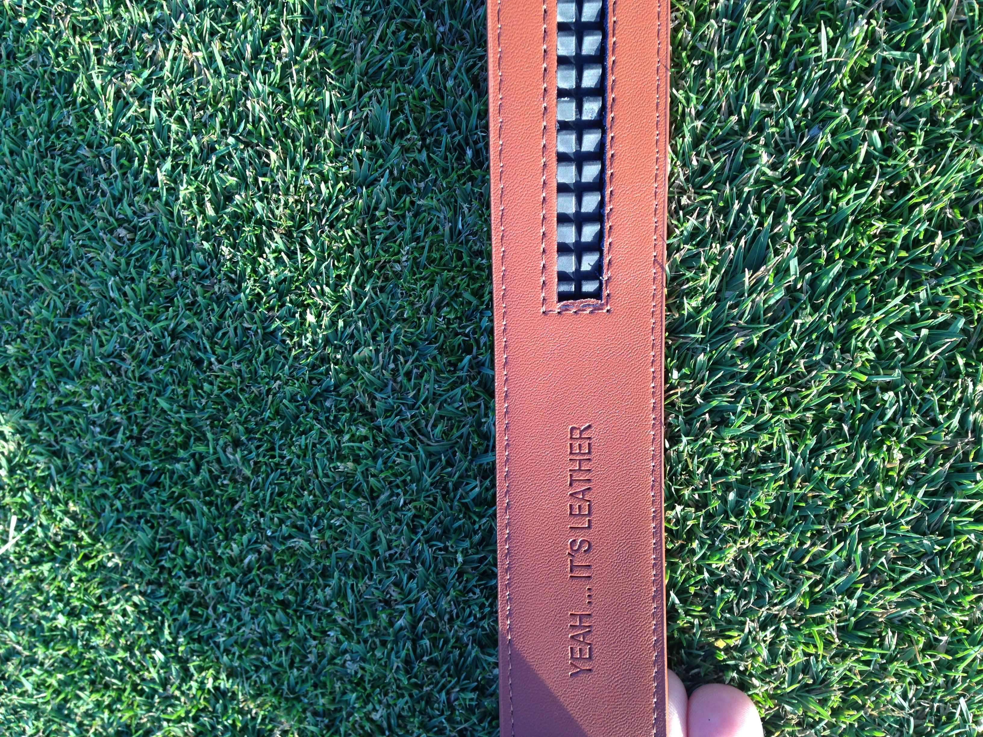 Mission Belt Steel Golf by Josh hirst pga professional