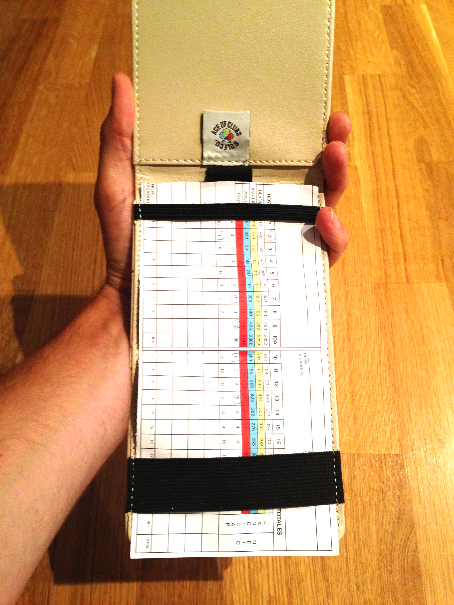 Ace of Clubs Product review golf by josh hirst pga professional