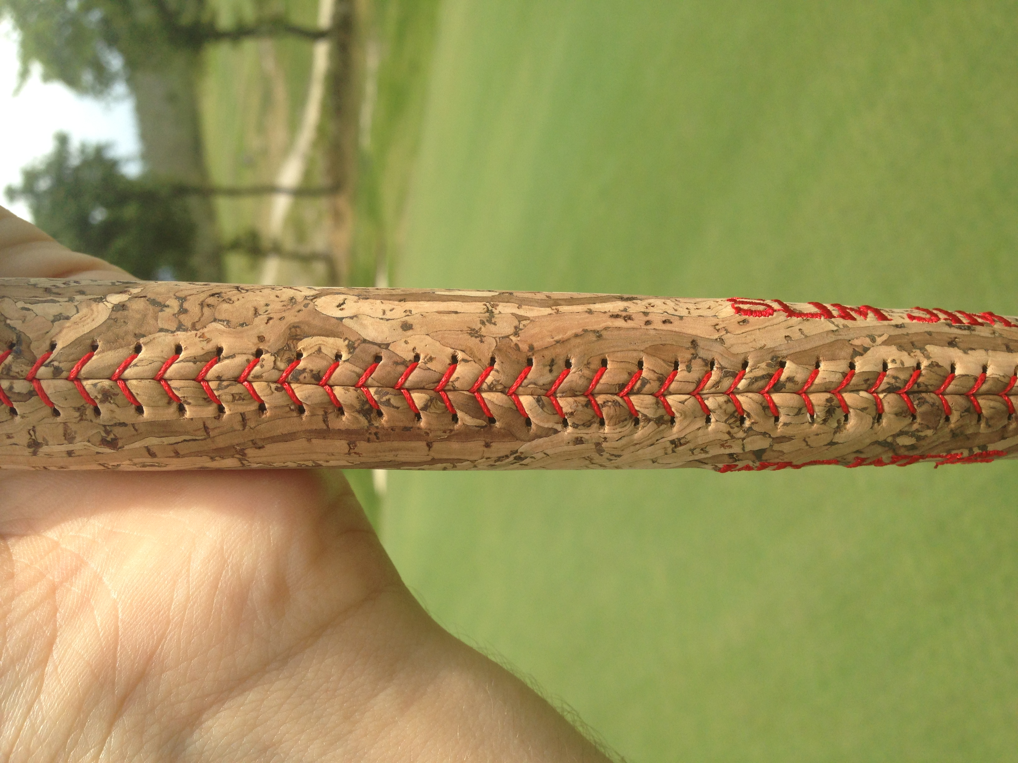 corktree putter grip golf by josh hirst pga professional