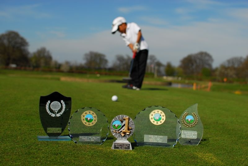 Competitions are a great way to encourage and inspire young players