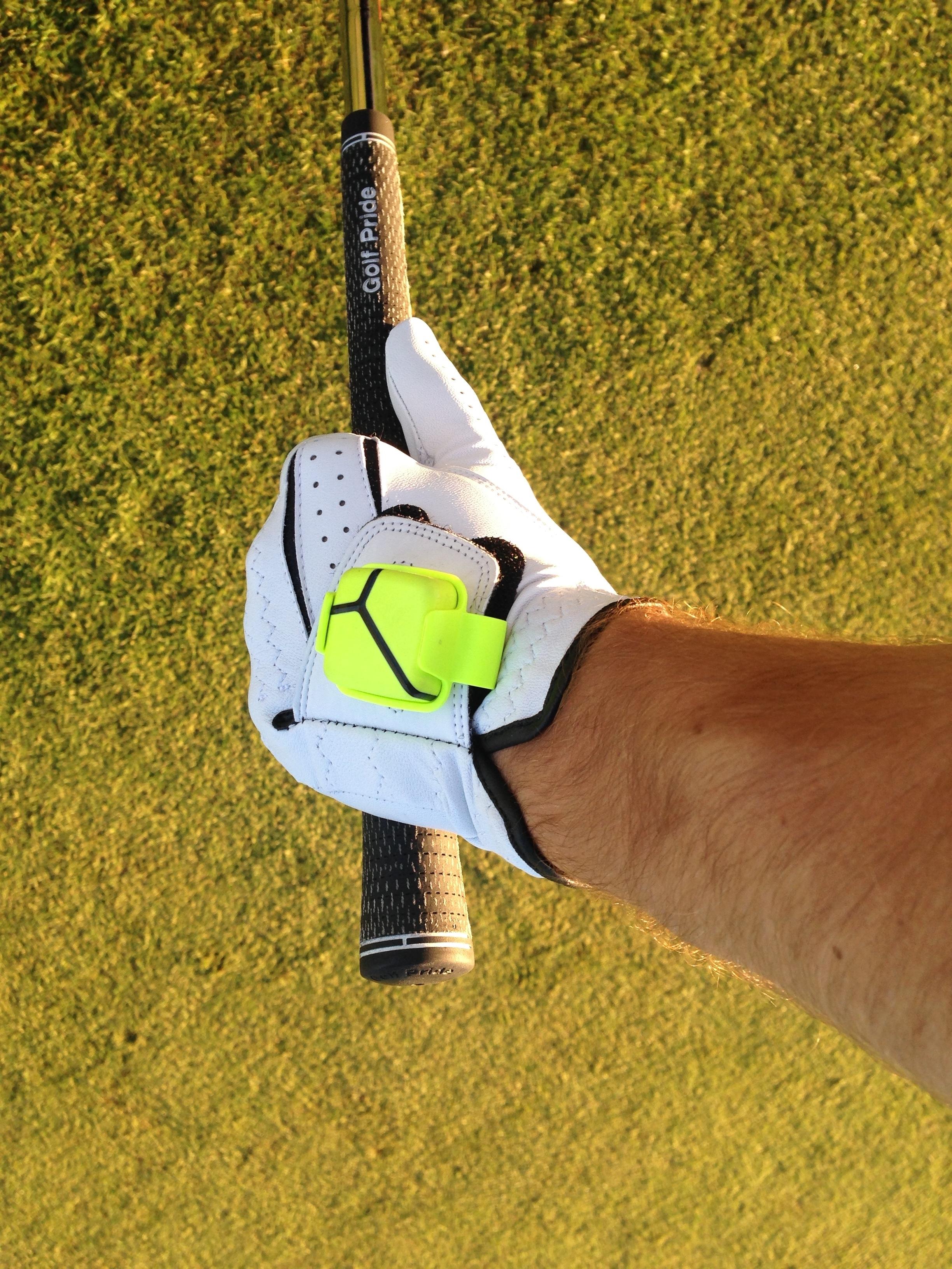 zepp golf swing analyser golf by josh hirst